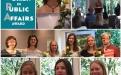 2017 k2017: Jana Ruiters (u.a. Multi-Koordinatorin, Pfadfinderin), Melena Kugelheide (u.a. Rumänien AG, Schule ohne Rassismus), Anna Makilik (u.a. Jugendparlament, Multikoordinatorin), Hanna Witt (u.a. Jugendparlament, Schulsprecherin)